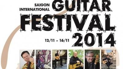 International Guitar Festival opens in Ho Chi Minh City - ảnh 1