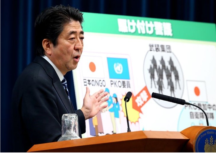 Japan vows to respect RoK's sovereignty - ảnh 1