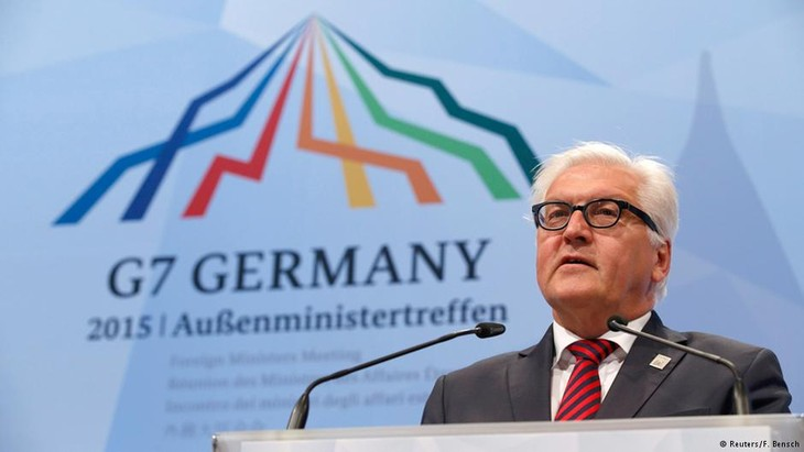 G7 Foreign Ministers release joint declaration - ảnh 2
