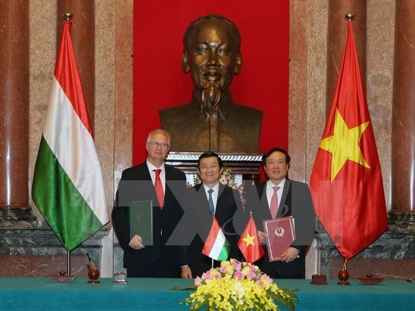 Vietnam, Hungary enhance mutual legal assistance - ảnh 1