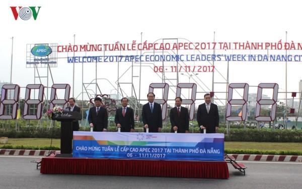 Danang ready for APEC Summit - ảnh 1