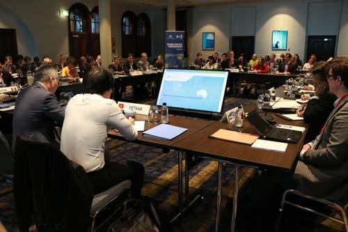 Vietnam attends meeting in Australia to push TPP - ảnh 1