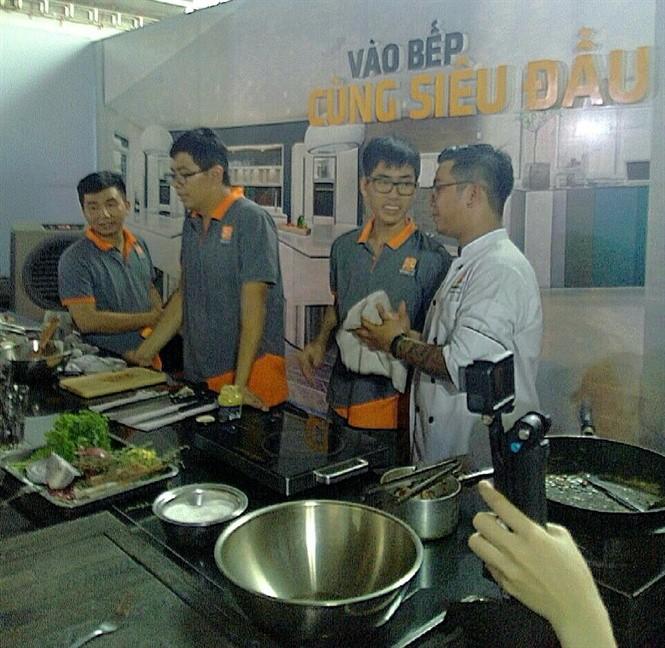 World Food Festival brings global cuisine to Ho Chi Minh city - ảnh 1