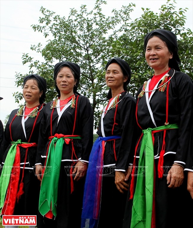 The San Diu ethnic people in Vietnam's northern midlands and mountainous areas - ảnh 1
