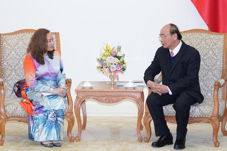 Vietnam to boost ties with Malaysia, Armenia - ảnh 1