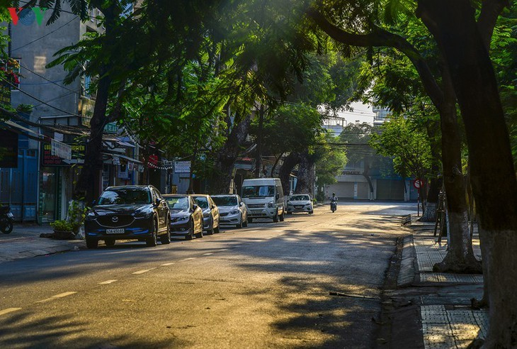 Vibrant Da Nang city turns quiet amid COVID -19  - ảnh 6