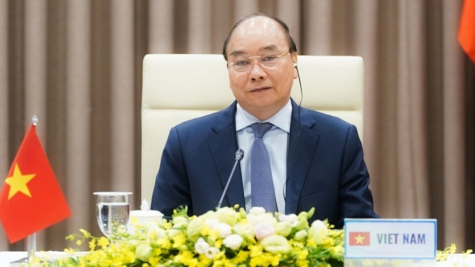 Vietnam calls for stronger Non-Aligned Movement cooperation to fight COVID-19  - ảnh 1