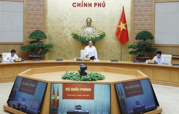 PM orders rapid resumption of socio-economic activities - ảnh 1
