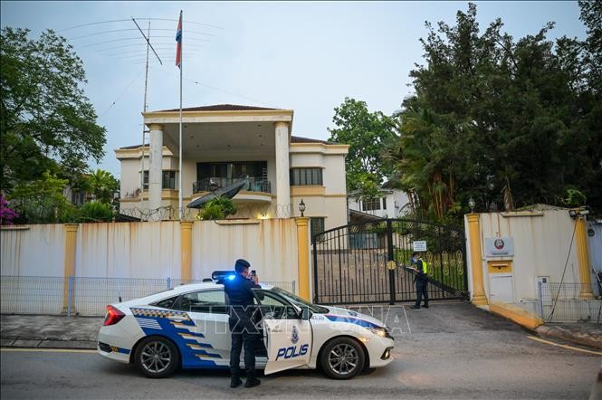 Malaysia to close embassy in Pyongyang after North Korea cuts ties - ảnh 1