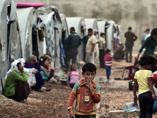 IS ເພີ່ມທະວີກຳລັງ ບຸກໂຈມຕີເທດສະບານ Kobane - ảnh 1