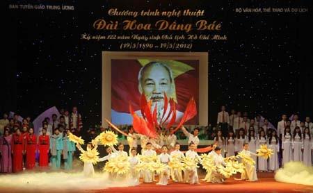 Wettbewerb für literalische Werke zum Geburtstag des Präsidenten Ho Chi Minh - ảnh 1
