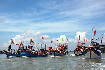 Die Geistkultur der vietnamesischen Fischer - ảnh 1