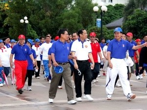 ASEAN-Länder feiern ihren 46. Gründungstag  - ảnh 1