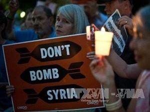 UN-Sicherheitsrat berät über Resolutionsentwurf für Syrien - ảnh 1