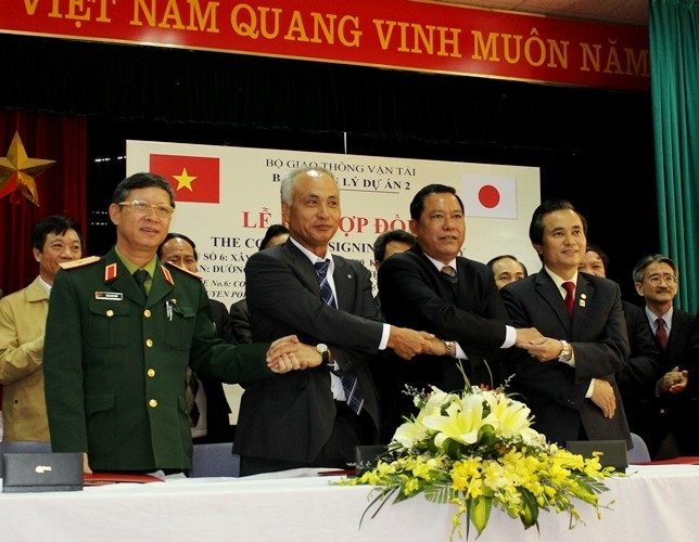 Der Bau der größten Brücke über einen See in Vietnam wird bald gestartet  - ảnh 1