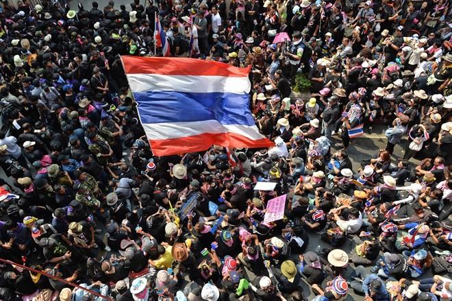 Thailand: Oppositionsführer kündigt Ende der Blockade Bangkoks an - ảnh 1