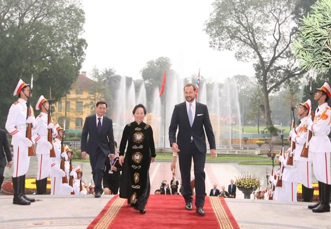 Vietnam-Besuch des norwegischen Kronprinzen öffnet Zusammenarbeitsmöglichkeit  für beide Länder - ảnh 1