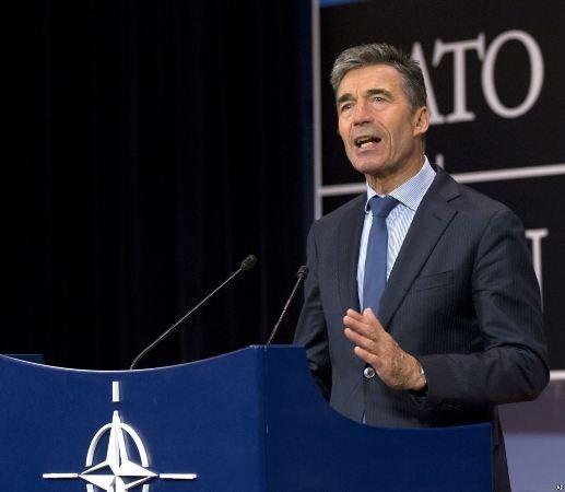 NATO vereinbart militärische Unterstützung für die Ukraine - ảnh 1