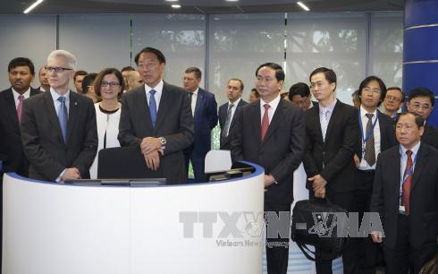 Vietnam will mit Ordnungskräften anderer Länder im Kampf gegen Kriminalität zusammenarbeiten - ảnh 1