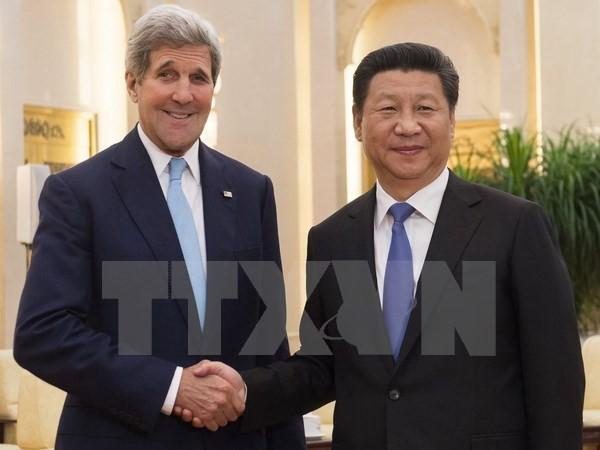 Die Beziehungen zwischen den USA und China: Die schwer beseitigten Unterschiede - ảnh 1