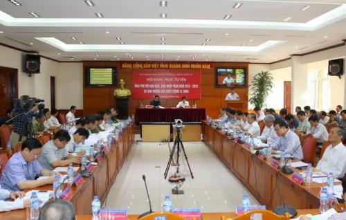 Online-Konferenz über Dürren und Versalzung - ảnh 1