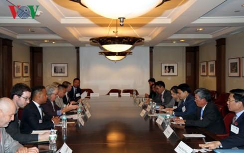 Die USA und Vietnam wollen die Zusammenarbeit auf Provinzebene verstärken - ảnh 1
