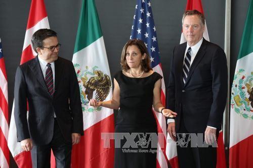 Die Wiederverhandlung über NAFTA dauert länger als geplant - ảnh 1