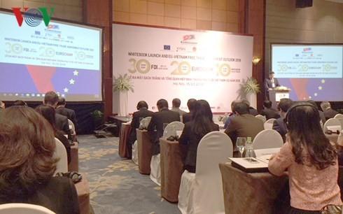Veröffentlichung des Weißbuchs über das Freihandelsabkommens zwischen Vietnam und EU - ảnh 1