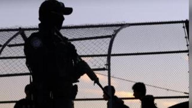 Die USA senden tausende Soldaten an die Grenze zu Mexiko - ảnh 1