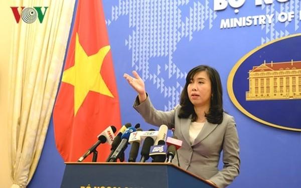 Vietnam zeigt Besorgnis über den Golanhöhen-Vorfall - ảnh 1