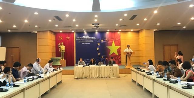 Vietnams Chancen aus dem Freihandelsabkommen mit der EU  - ảnh 1