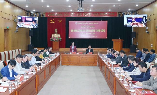 Konferenz des Zentralrates für öffentliche Arbeit - ảnh 1