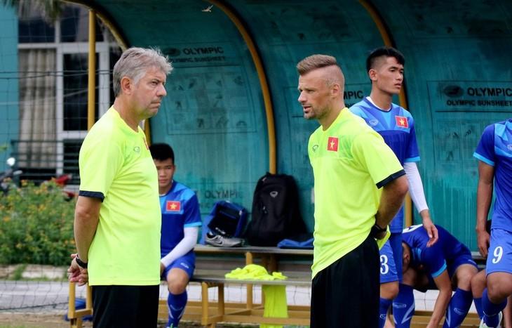 Jürgen Gede wird sich vom vietnamesischen Fußballverband verabschieden - ảnh 1