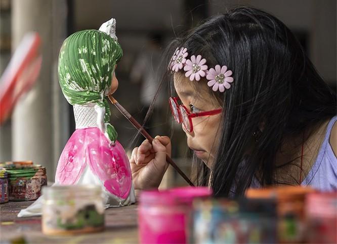 """Wettbewerb für Kunstfotos """"Hanoi: Vertrauen und Hoffnung"""" - ảnh 1"""