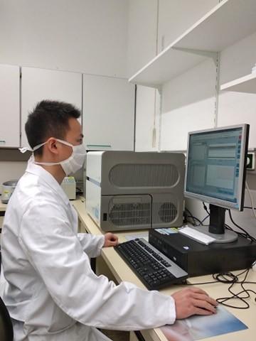 Bui Van Long – der erste vietnamesische Arzt beteiligt sich an der Forschung für Covid-19-Medikament in Deutschland  - ảnh 1