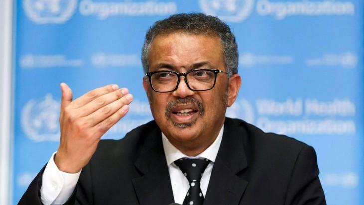 WHO-Generaldirektor leitet die Covid-19-Bekämpfung trotz der Drohung der USA - ảnh 1