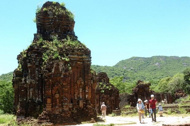 Tempelstadt My Son öffnet zahlreiche Sehenswürdigkeiten für Touristen wieder - ảnh 1