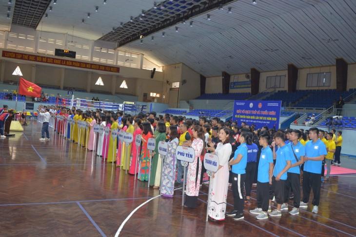 Eröffnung der Kampfkunstmeisterschaft für Jugendliche in Buon Ma Thuot - ảnh 1