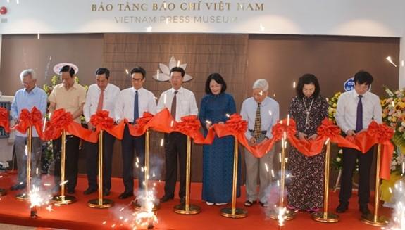 Zahlreiche Aktivitäten zum 95. Jahrestag der vietnamesischen Revolutionspresse - ảnh 1