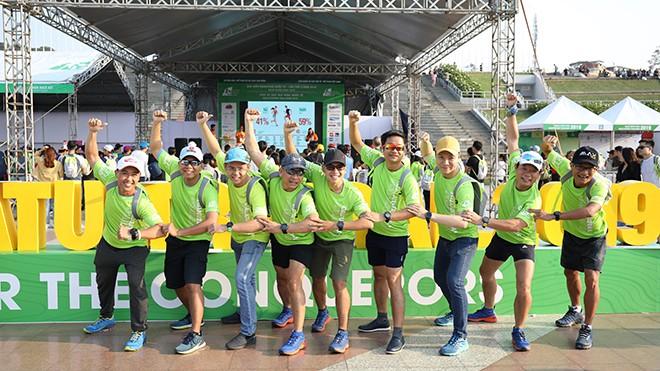 Eröffnung des Ultramarathons in der Hochlandstadt Da Lat - ảnh 1