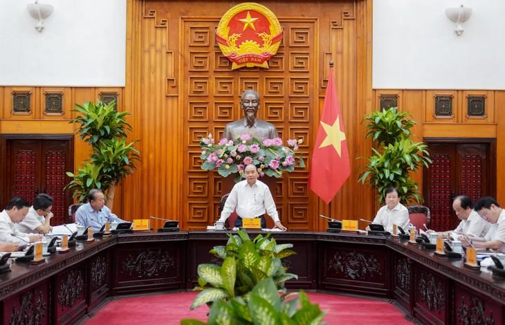 Die Regierung diskutiert über Projekte der Gaskraftwerke - ảnh 1