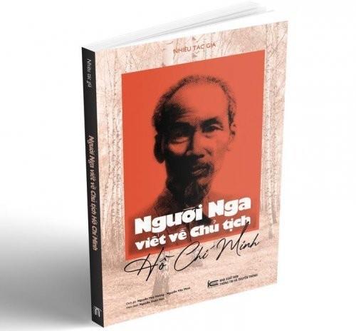 """Präsentation des Buchs """"Russen schreiben über Präsident Ho Chi Minh - ảnh 1"""