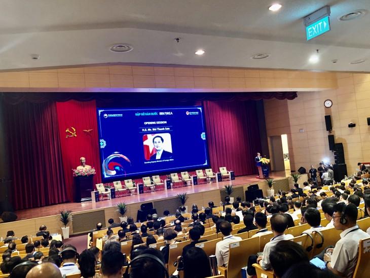 Ausweitung der Zusammenarbeit zwischen Vietnam und Südkorea - ảnh 1
