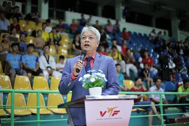 Eröffnung der Taekwondo-Meisterschaft für junge Menschen 2020 - ảnh 1
