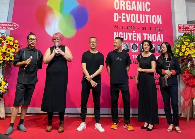 Ausstellung und Aufruf zum Umweltschutz - ảnh 1