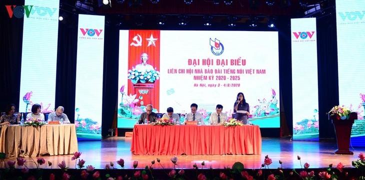 Sitzung des Journalisten-Verbands von VOV - ảnh 1