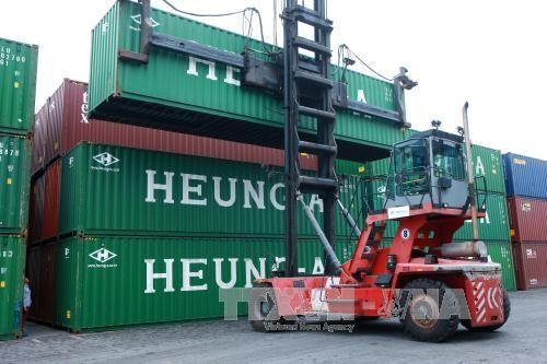 Hai Phong will sich zu einem Nationalzentrum für Logistik entwickeln - ảnh 1