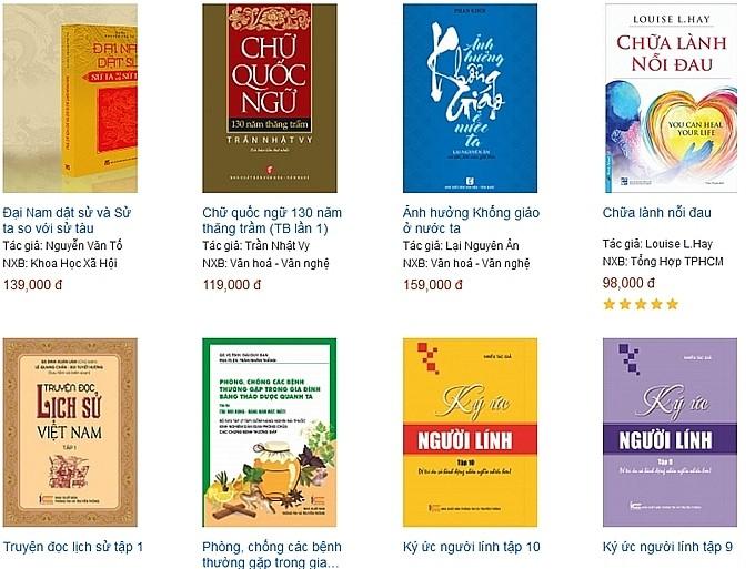 Online-Buchsausstellung zum 75. Nationalfeiertag Vietnams - ảnh 1
