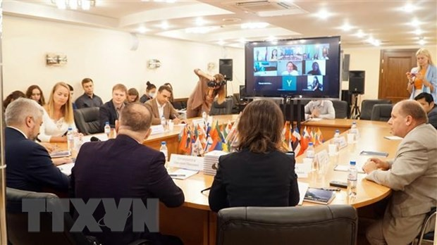 """Das internationale Seminar """"Vietnam heute durch den asiatisch-europäischen Aspekt""""  - ảnh 1"""