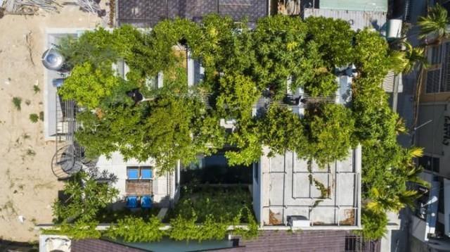 Zwei vietnamesische Einrichtungen gewinnen den Preis für grüne Architektur in Asien - ảnh 1